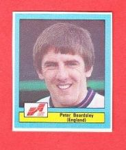 England Peter Beardsley Liverpool